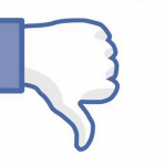 Facebook - Un bouton je n'aime pas