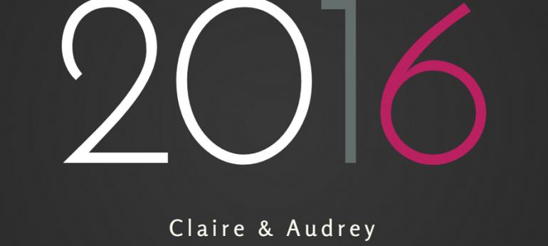 Eyes on Web - Bonne année 2016