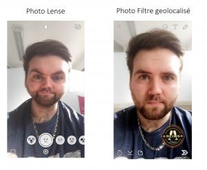 Filtres Snapchat - Eyes on Web